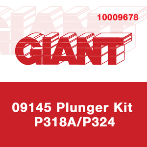 Giant 09145 Plunger Kit for P318A/P324