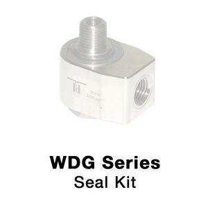 Swivel 40.502 WDG Seal Kit for 1/4in