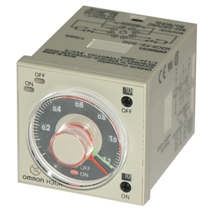 Omron H3CRF Dual Repeat-Cycle Timer