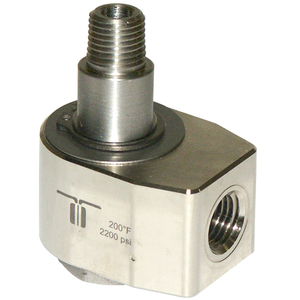 Swivel 40.029 WDG 1/4in FPT x 3/8in MPT
