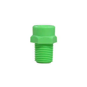 Hypro Nozzle PVDF 1/8in 50° Lime Green