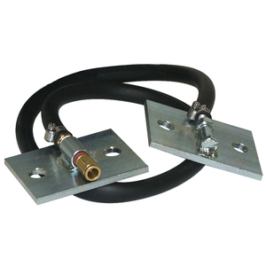 Bell Hose Assembly w/Bracket and Plate