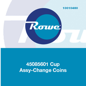 Rowe, 45085601 Cup Assy-Change Coins
