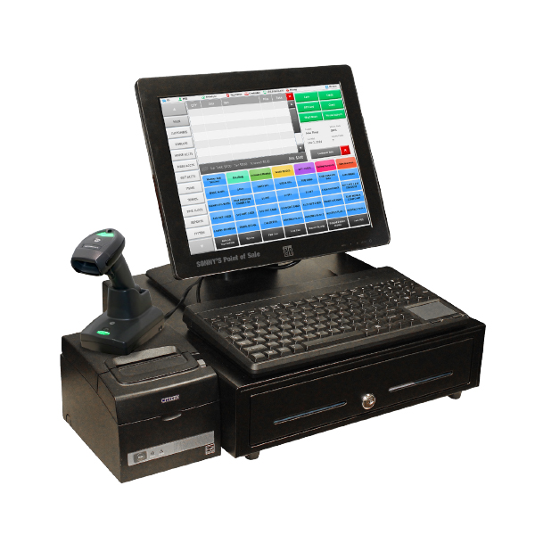 Car Wash POS Management System
