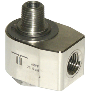 Swivel 40.022 WDG 1/4in FPT x 3/8in MPT