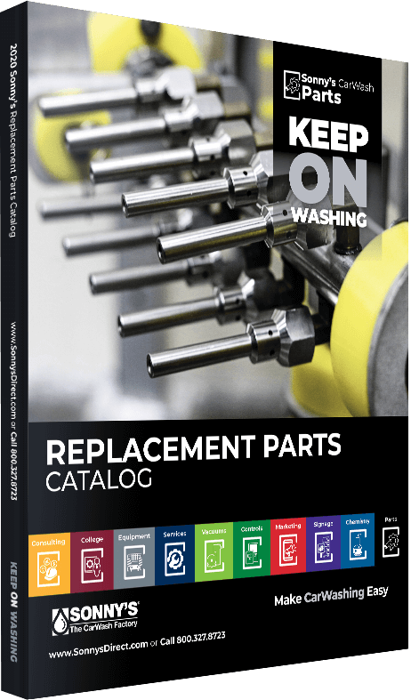 Car Wash Replacement Parts Catalog
